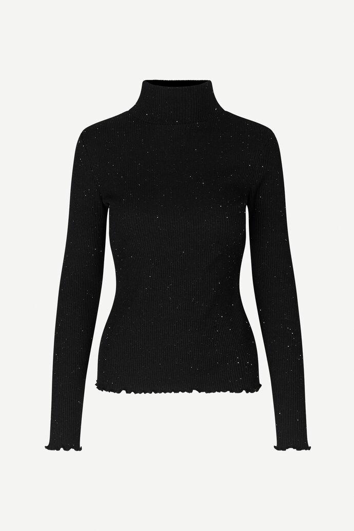 Layla t-n t-shirt ls 14171, BLACK numéro d'image 0