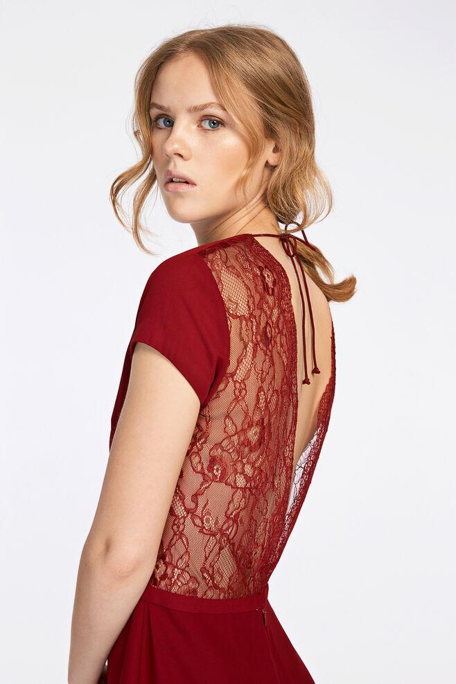 Isar s dress 3973, SYRAH