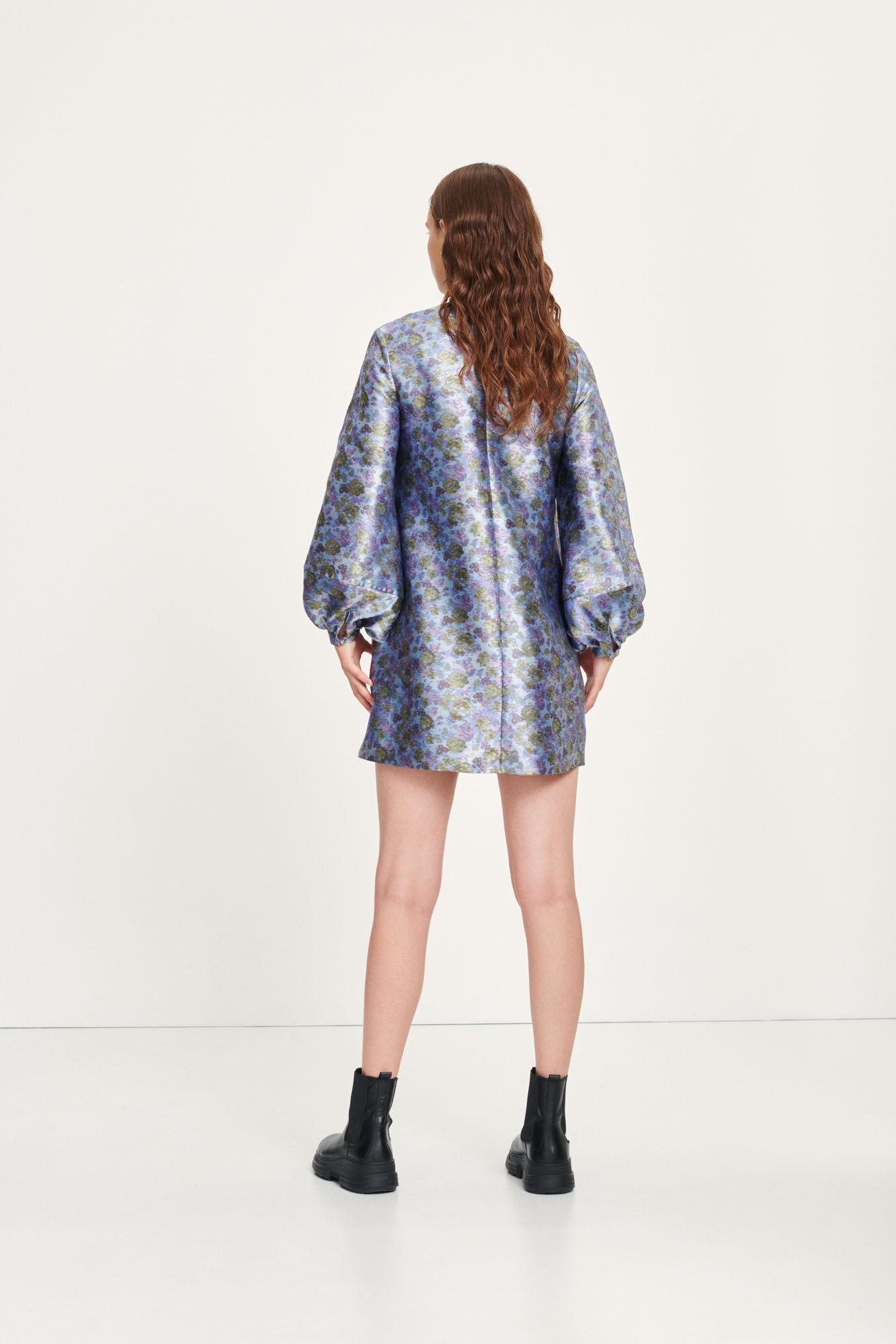 Aram short dress 12943