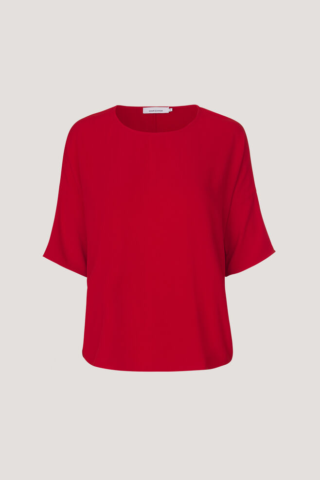 Mains tee 5687, RACING RED