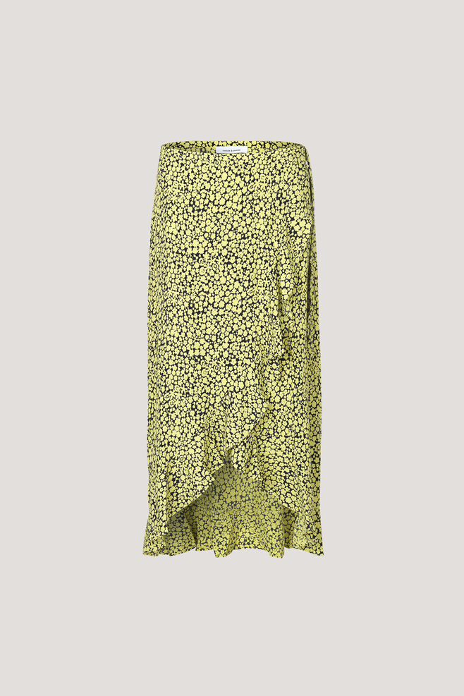 Limon l wrap skirt aop 6515