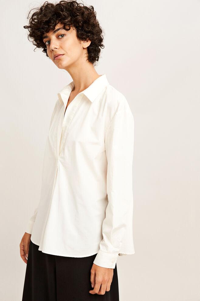 Sandy shirt 9857, CLEAR CREAM