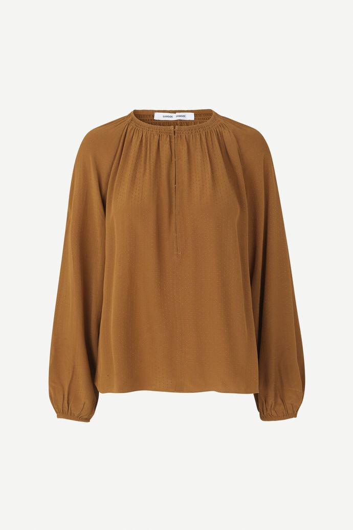 Kaia blouse 10458, MONKS ROBE