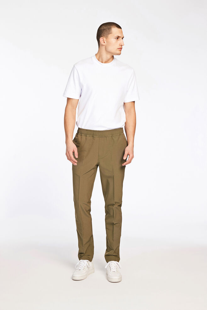 Smith pants 8189, DUSTY OLIVE