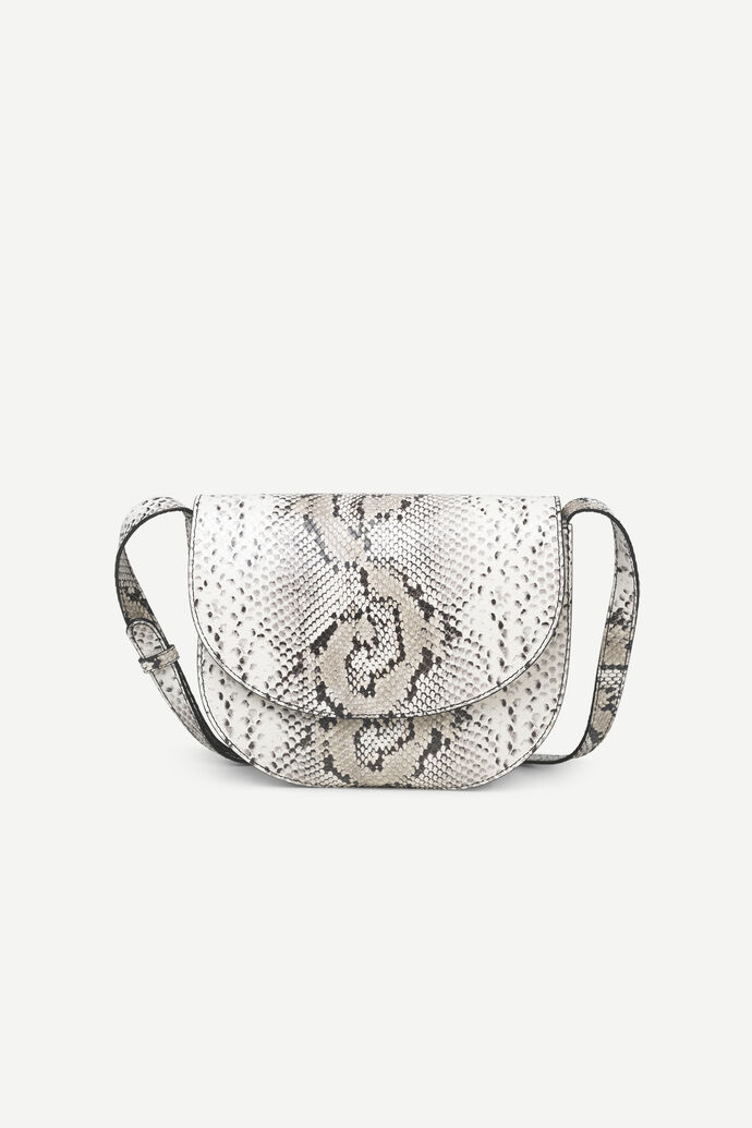Carelle bag 11398, WHITE SNAKE
