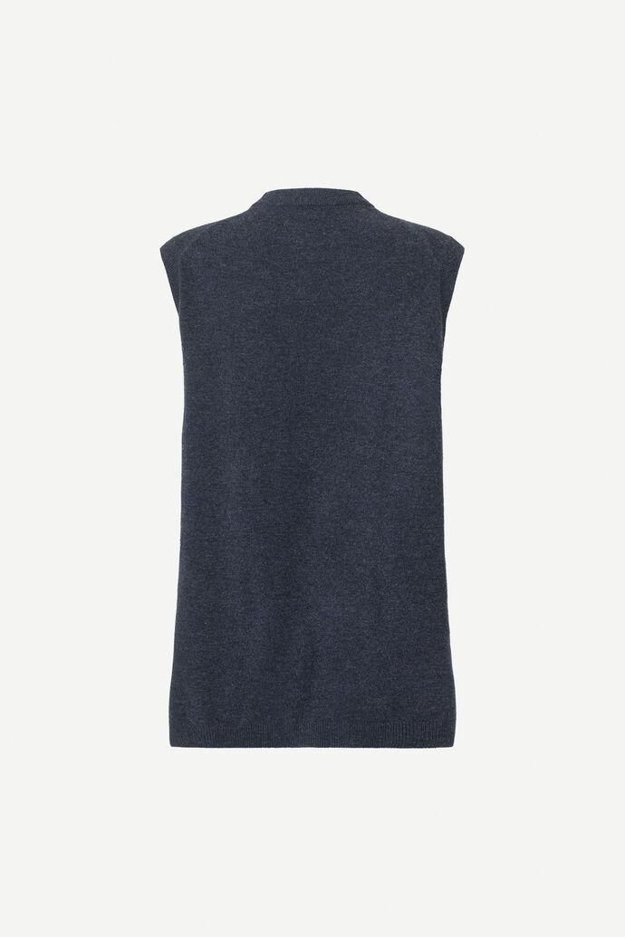 Amary long vest 12758 image number 5