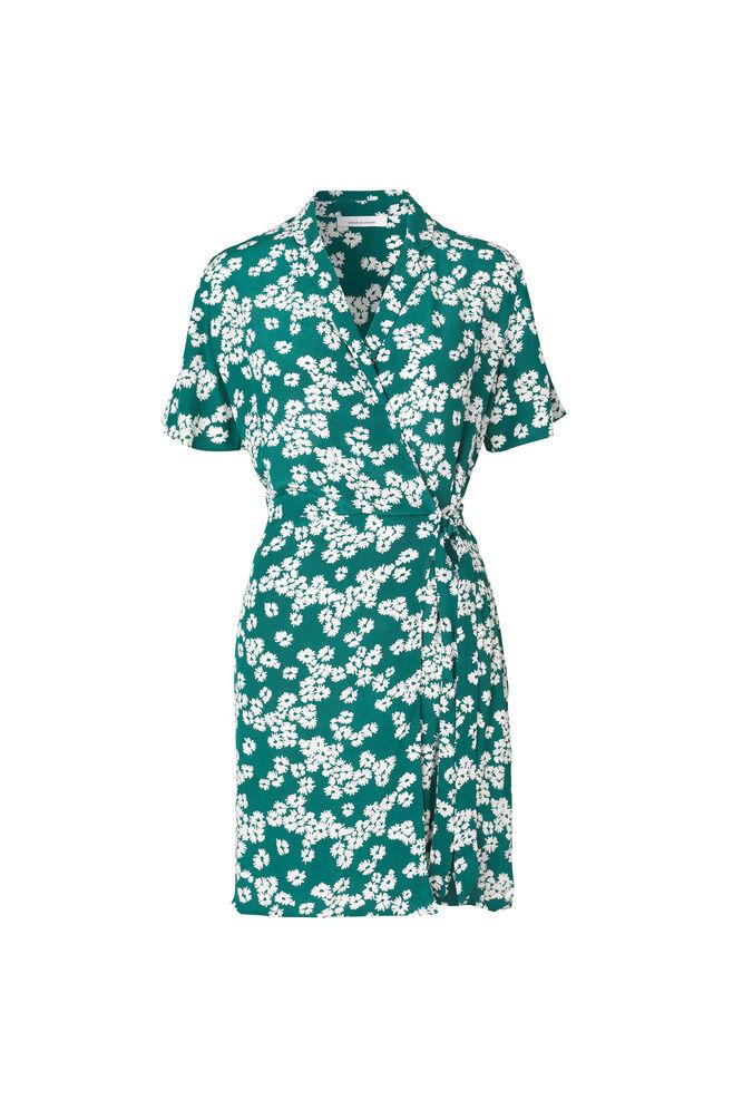 Evette ss dress aop 10056, DAISY