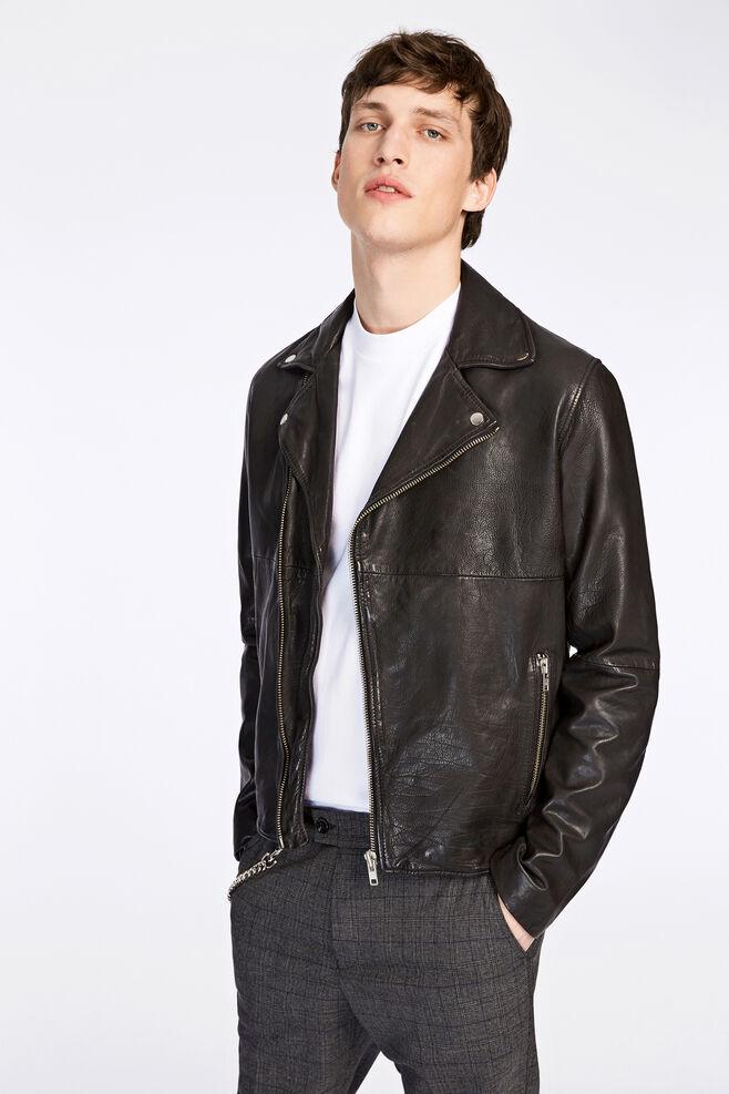 MC jacket 9326, BLACK