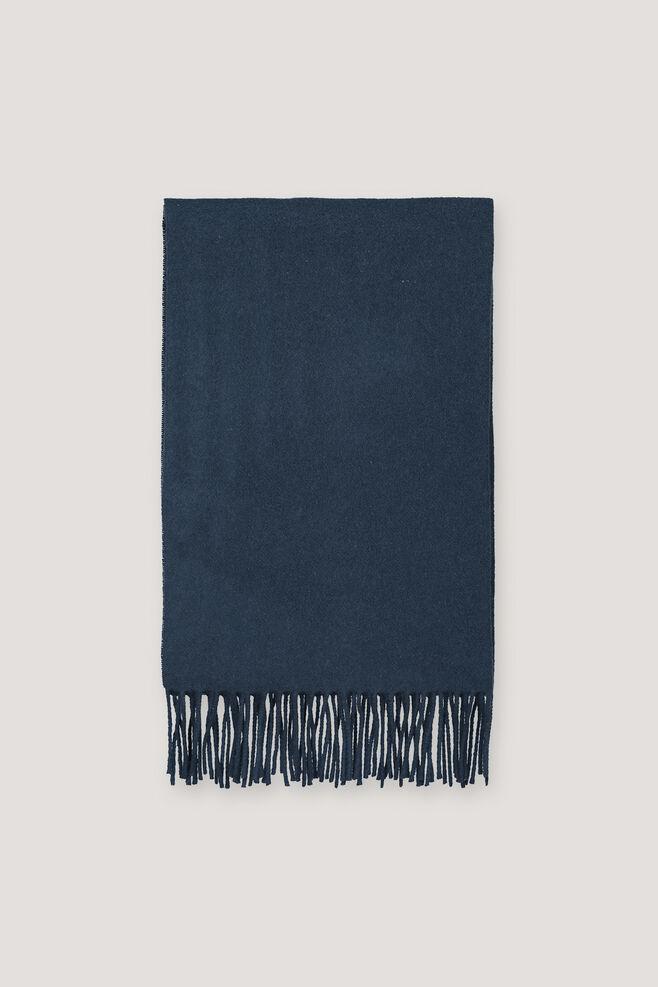 Efin scarf 2862, DARK SAPPHIRE