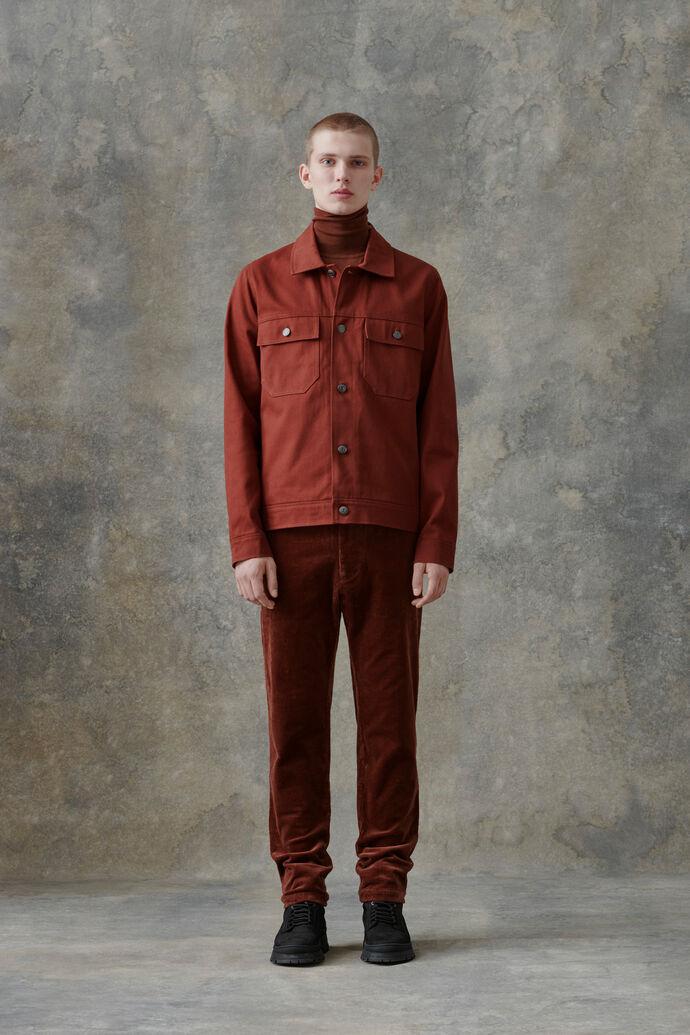 Veron jacket 12832, CINNAMON
