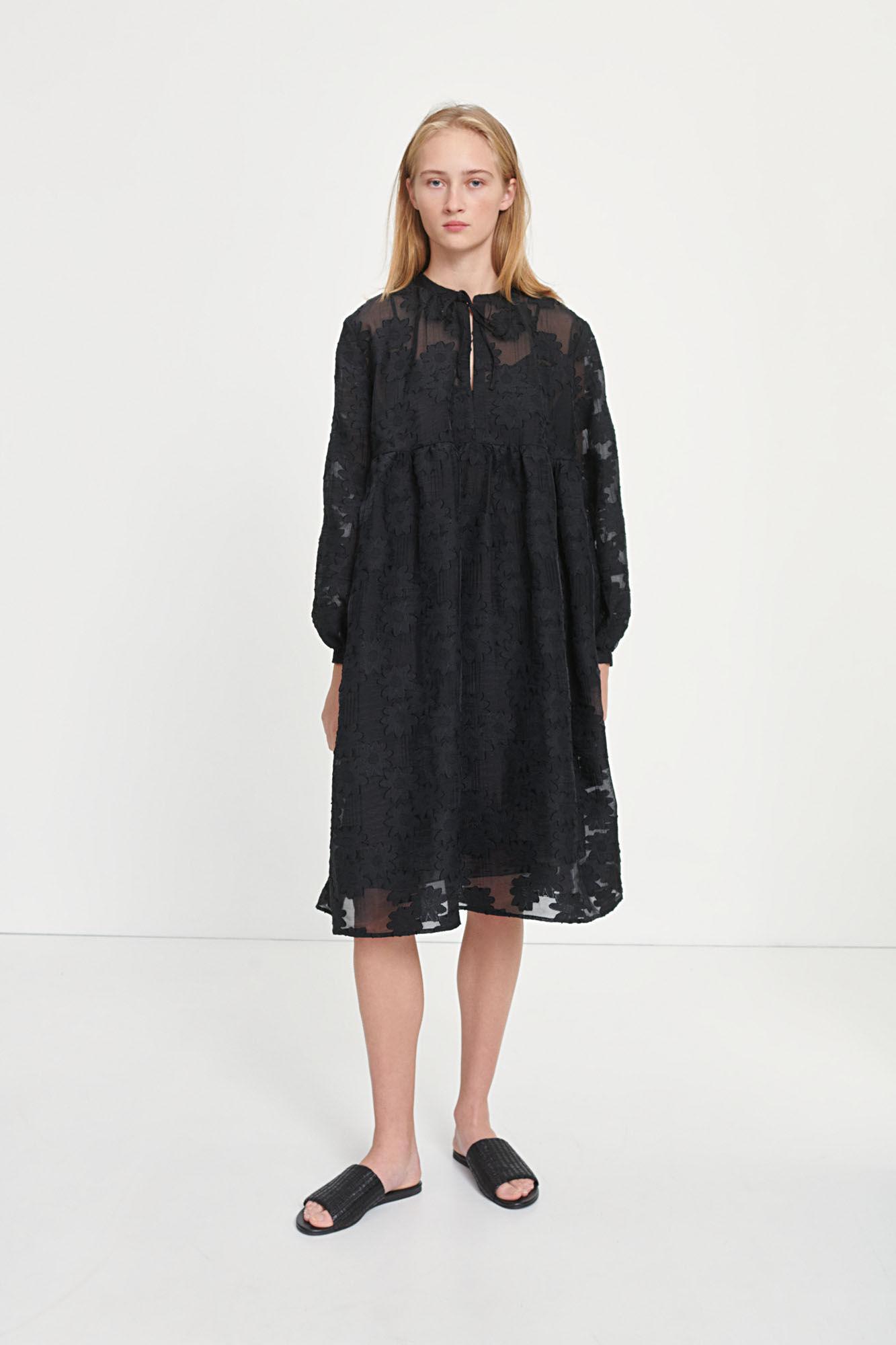 Mynthe dress 13049, BLACK