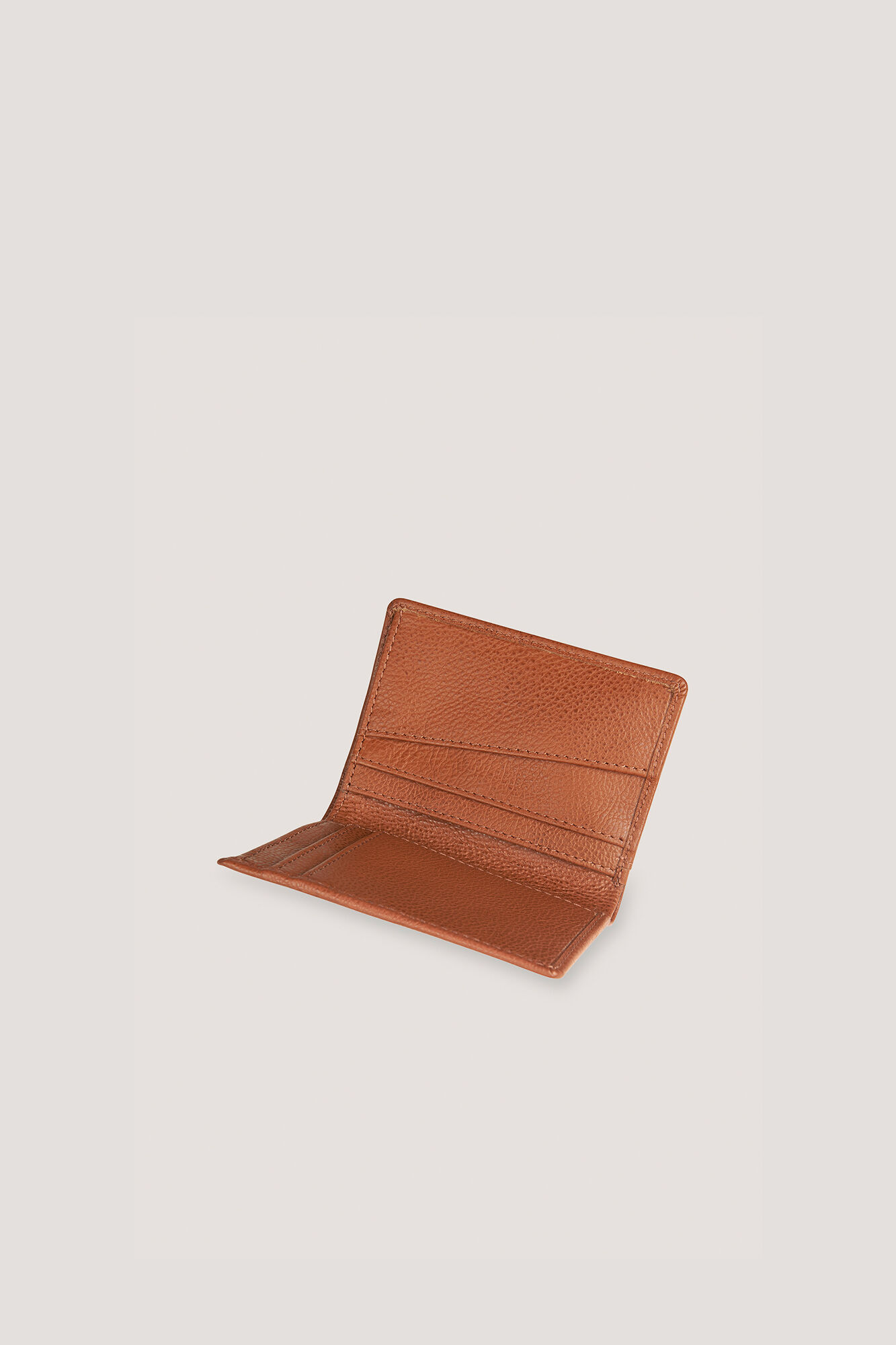 Monet wallet 3338, COGNAC