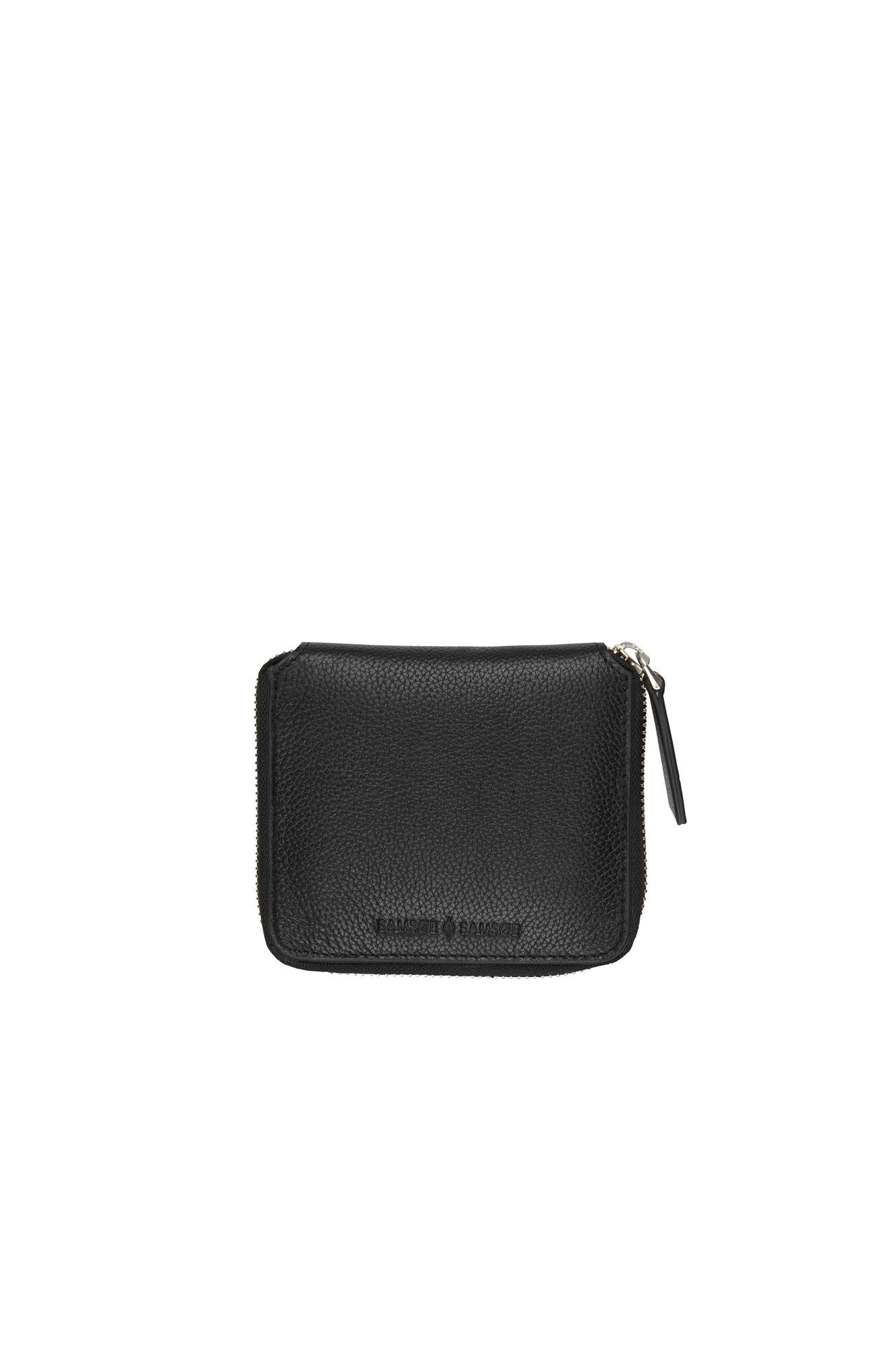 Mugg wallet w 3338, BLACK