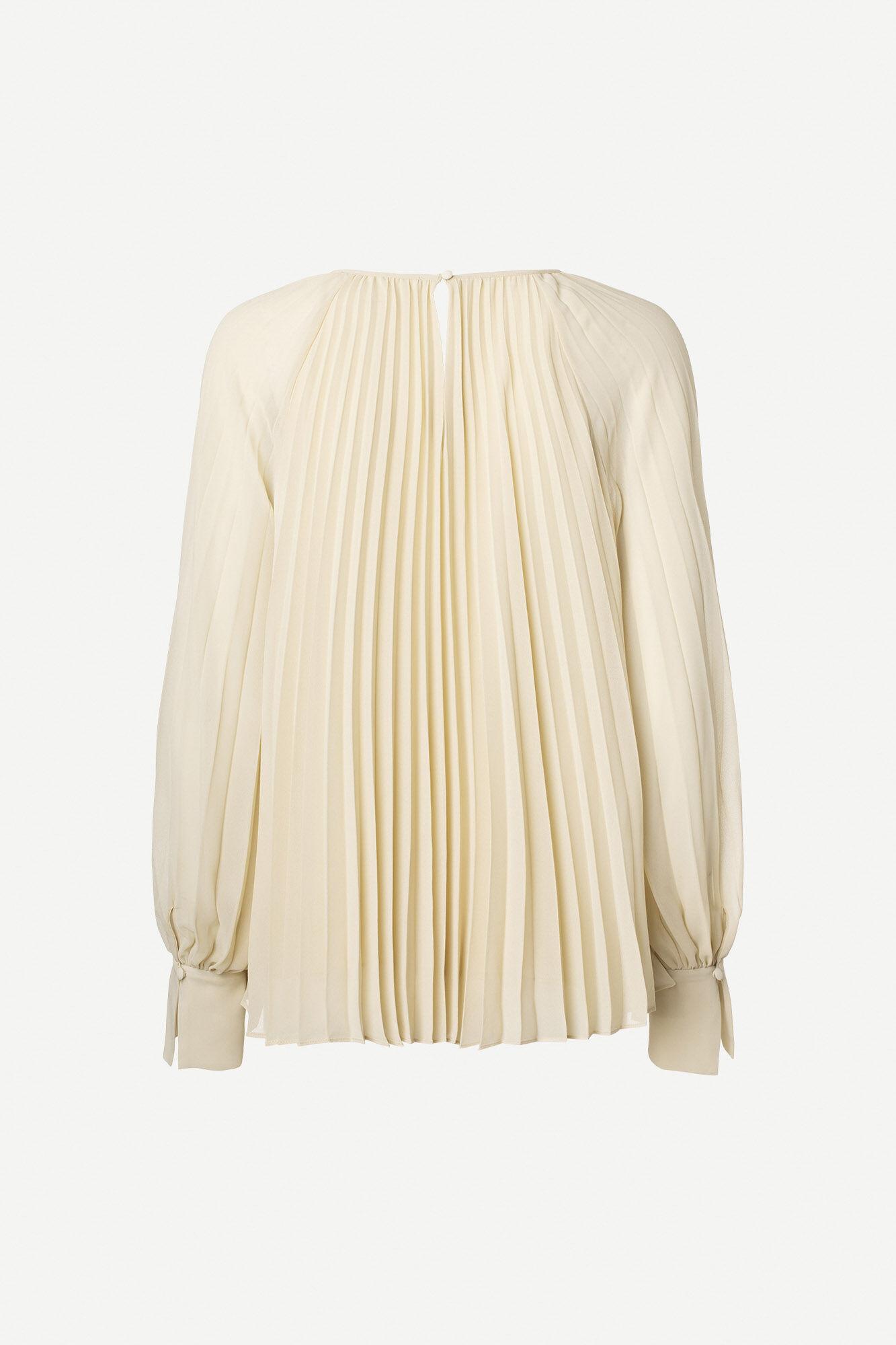 Annmari blouse 6621, BROWN RICE