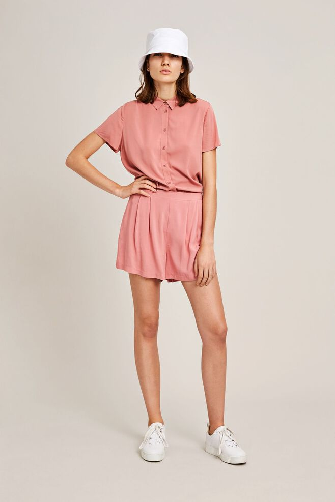 Ganda shorts 9943, DUSTY ROSE