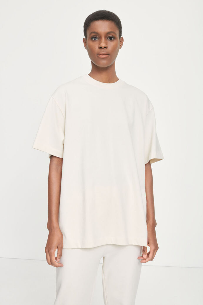 Undyed W t-shirt 11716, UNDYED