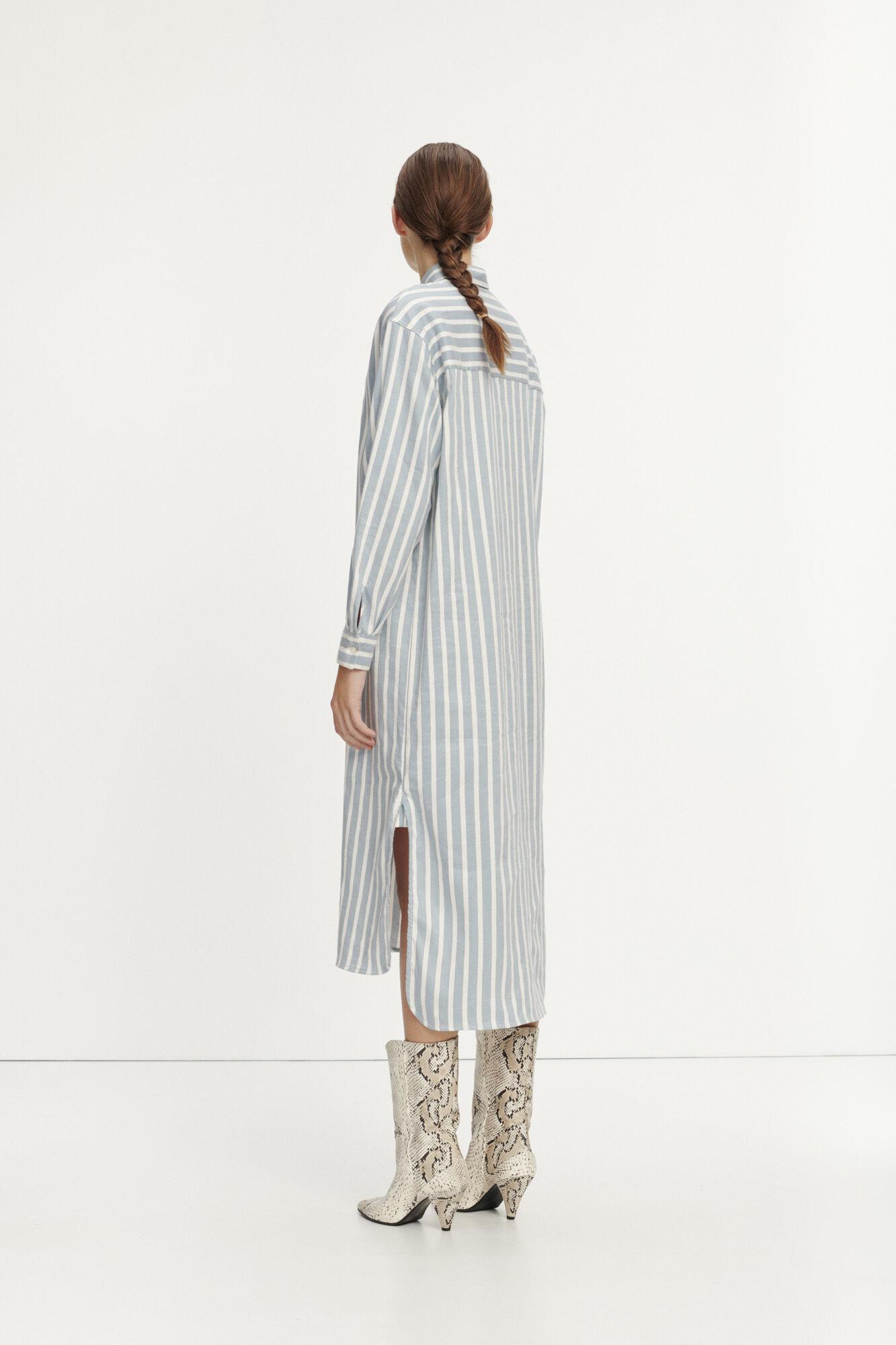 Amara shirt dress 11400