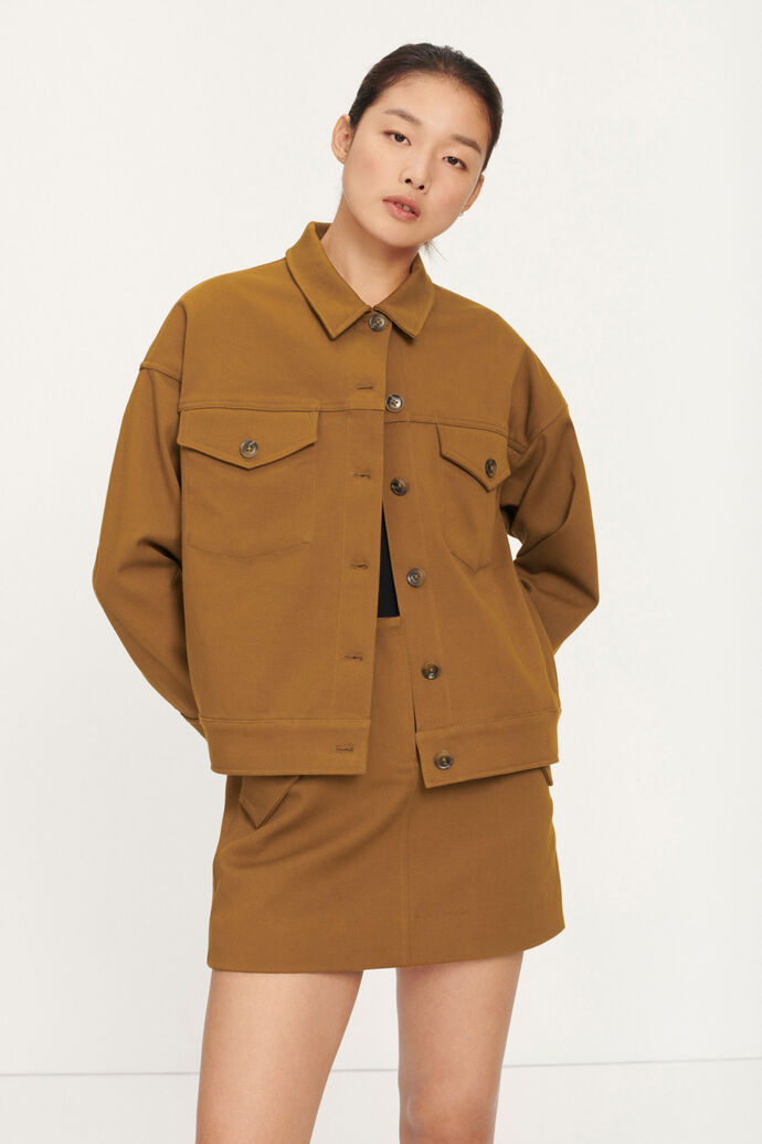Ivalu jacket 11404, MONKS ROBE