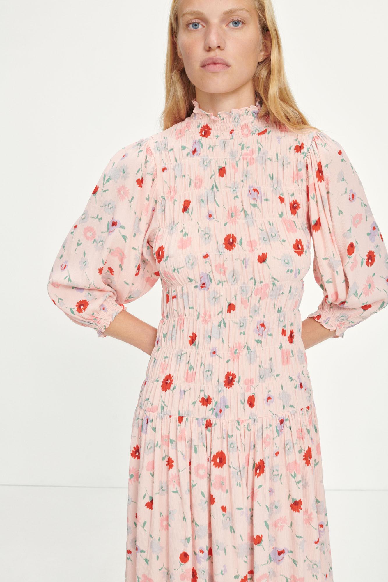 Sarami dress aop 13018