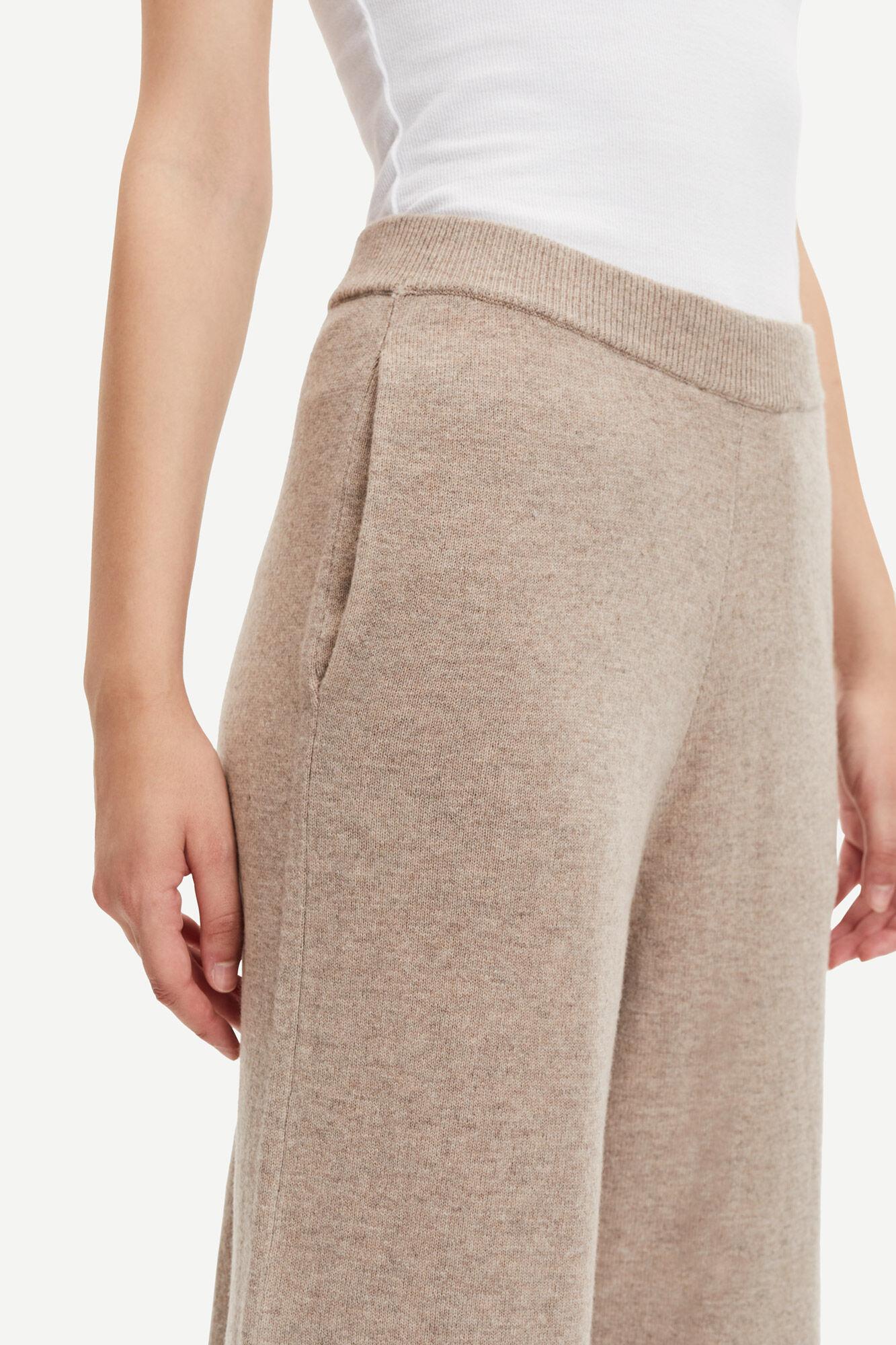 Amaris straight trousers 12758