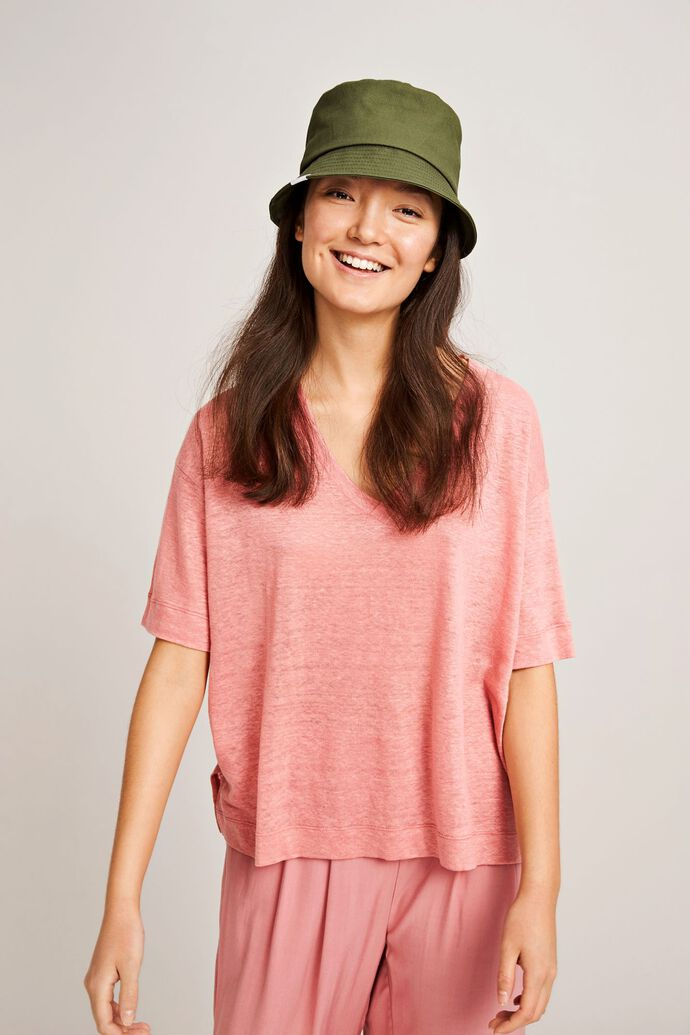 Seline hat 10075, CHINOIS GREEN