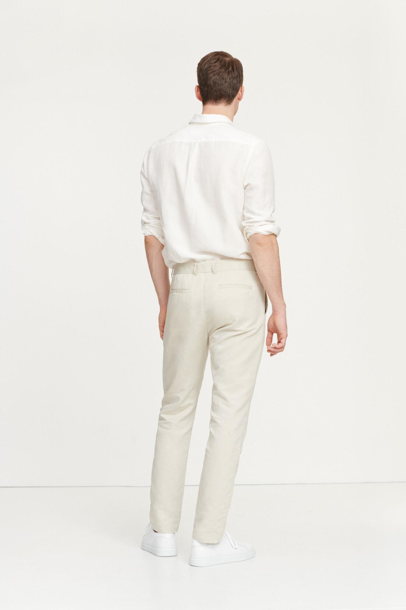Liam NX shirt 11526, CLEAR CREAM