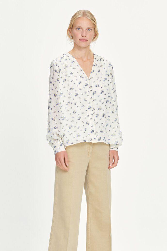 Jetta shirt aop 12888, SUN BOUQUET