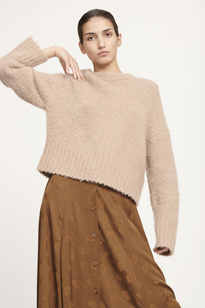Tessa short crew neck 11144
