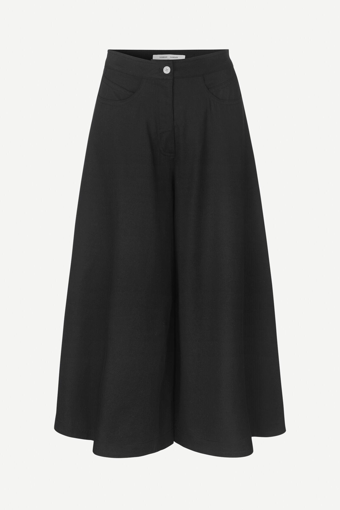 Angel trousers 12862, BLACK