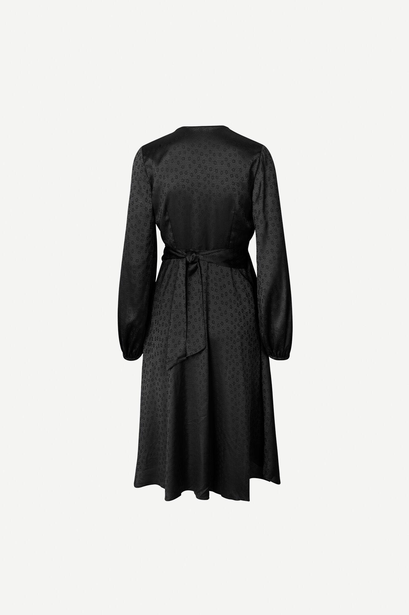 Veneta dress 11459, BLACK