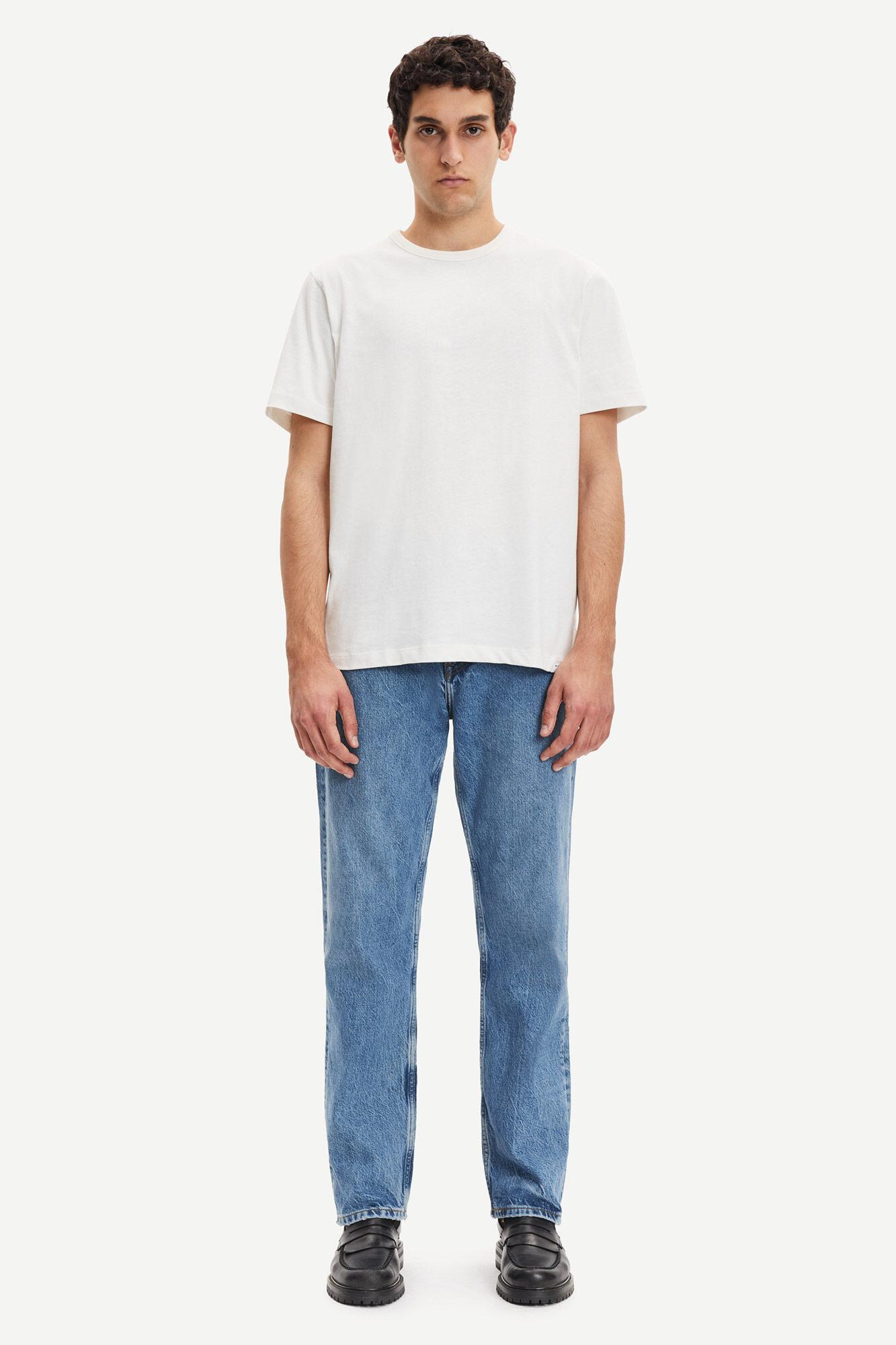 Hugo t-shirt 11415, LILY WHITE