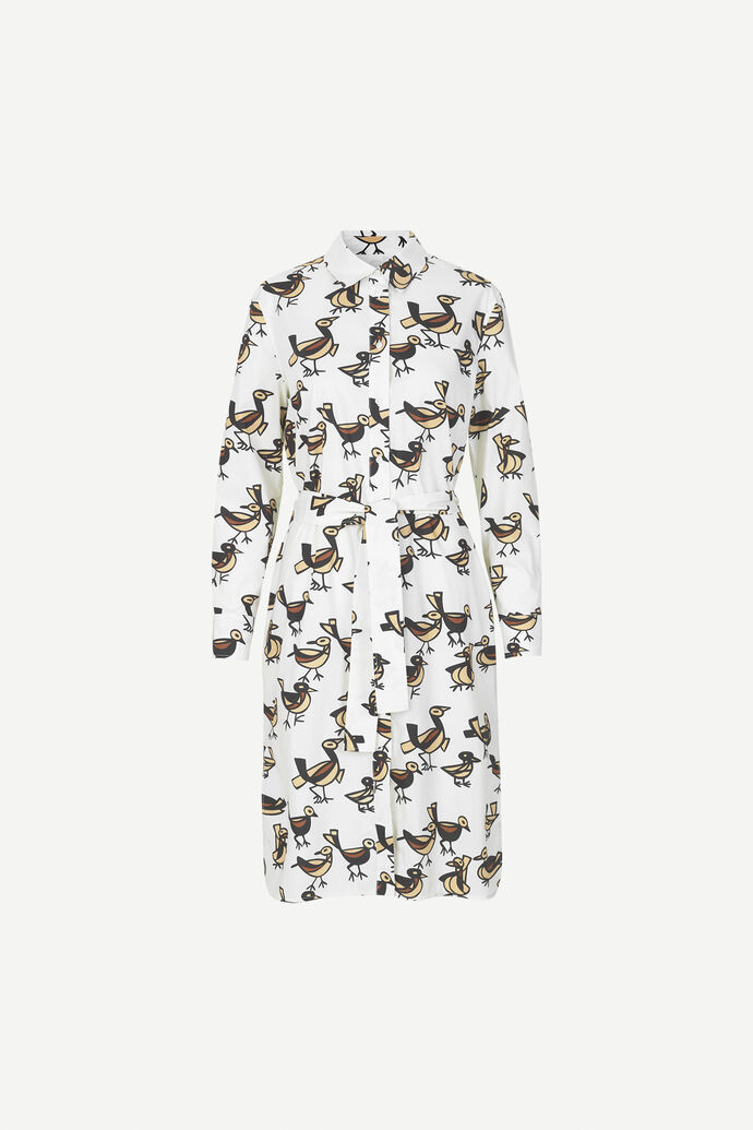 Katla shirt dress aop 11332, LOVEBIRDS