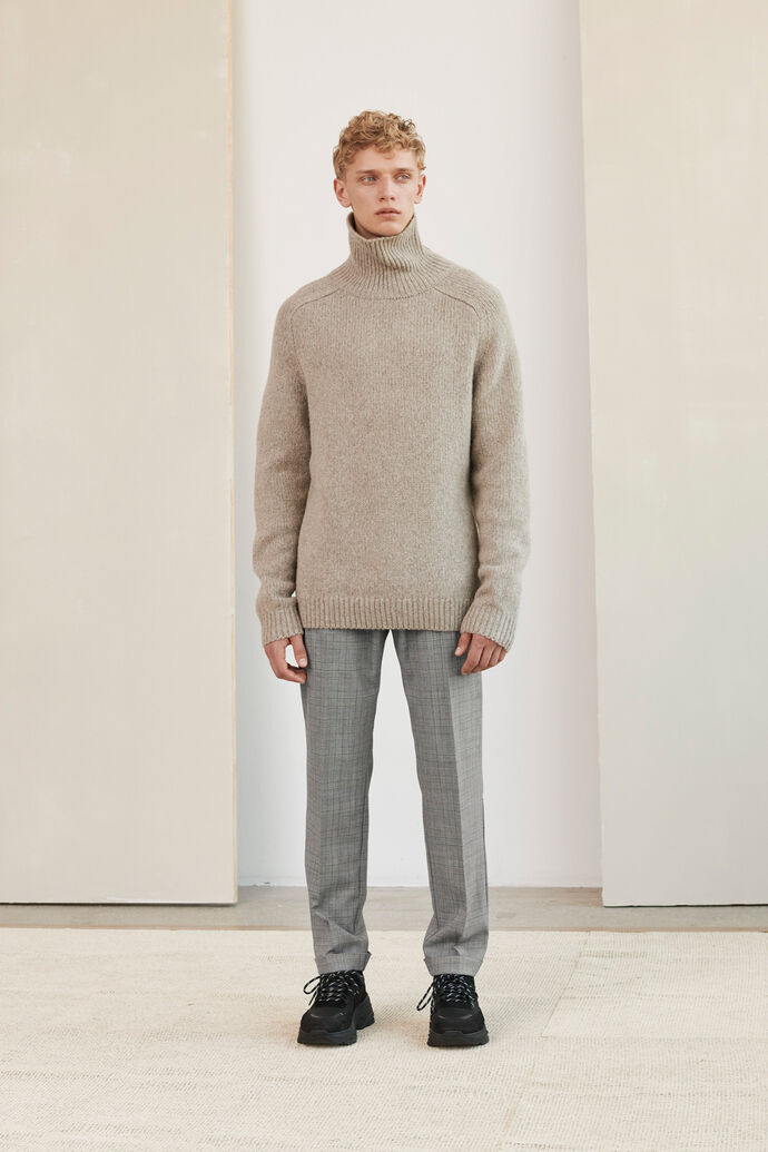 Crati turtle neck 11372