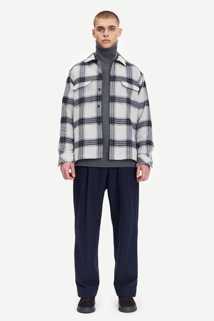 Castor H shirt 14089, GREY MEL CH. numéro d'image 4