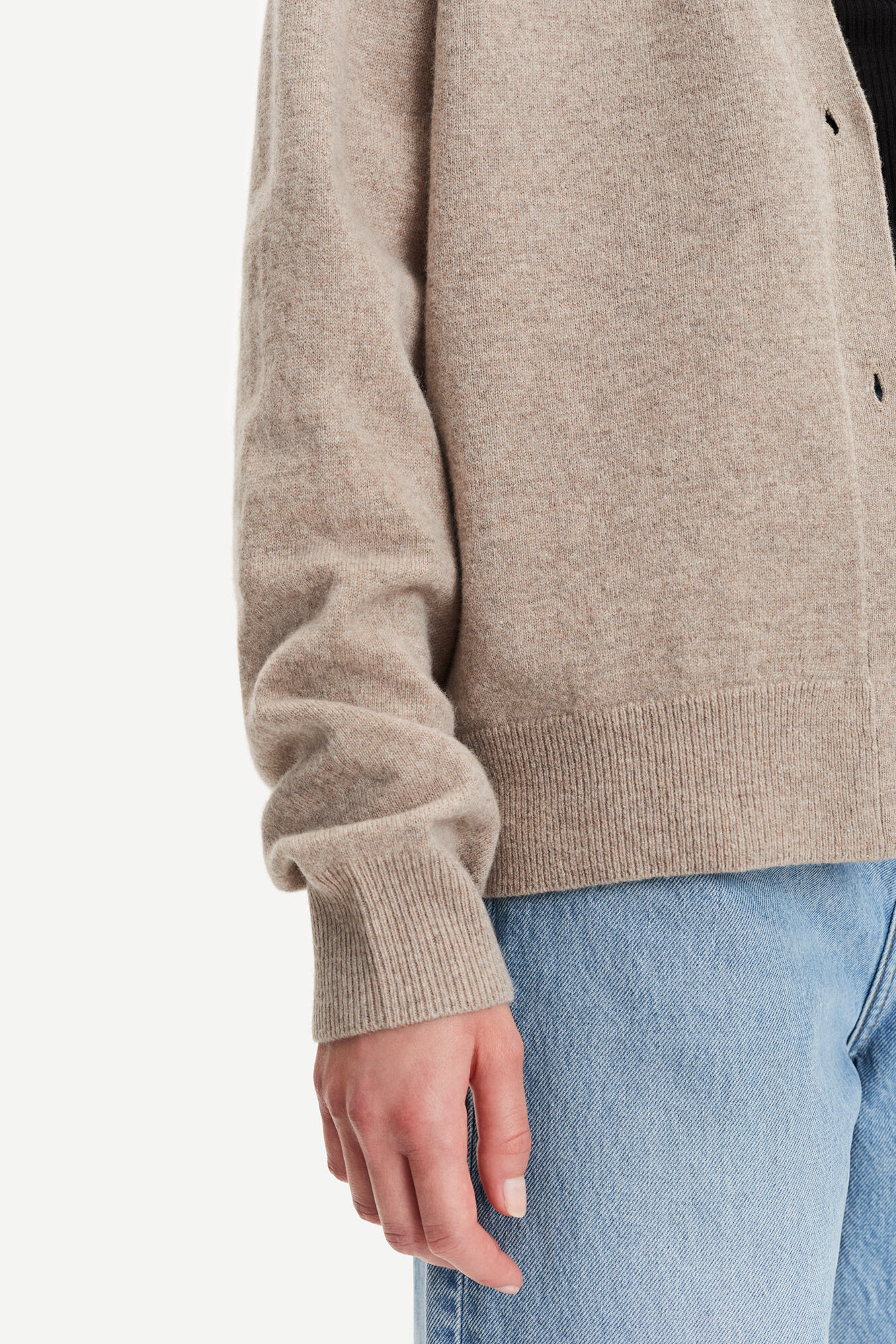 Amaris short cardigan 12758