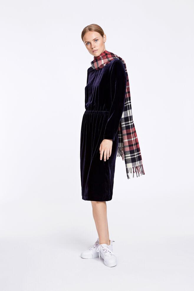 Suzy ls dress 6627, DEEP WELL
