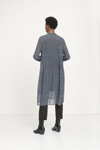 Elm shirt dress aop 9695