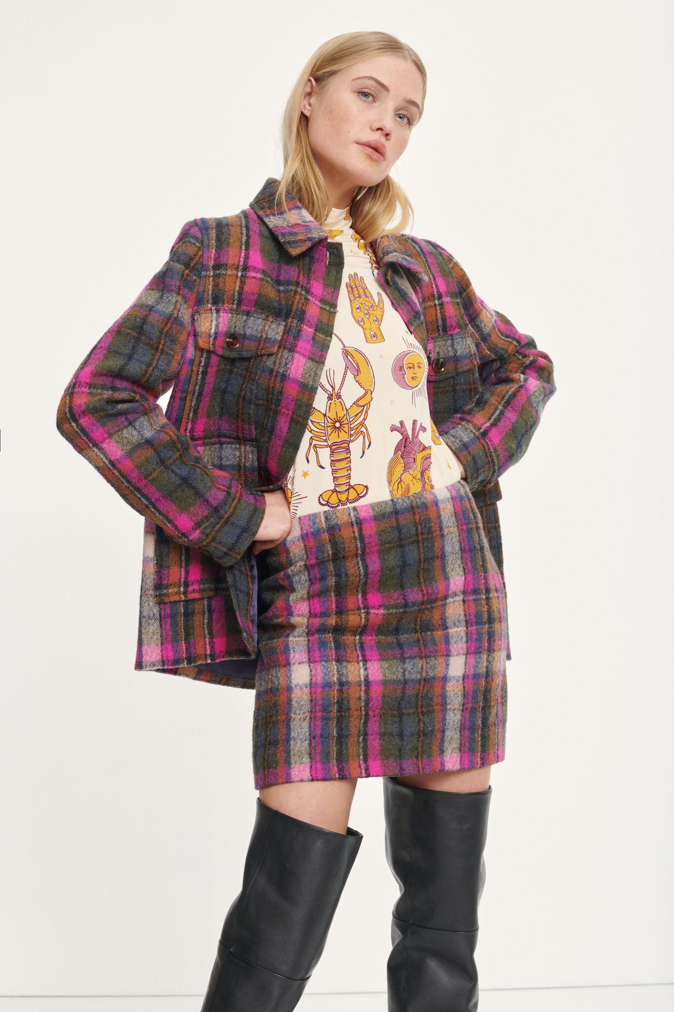 Agathe jacket 12897