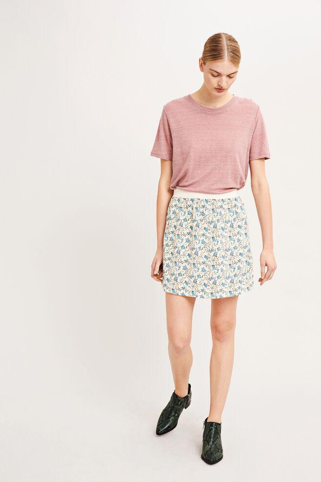Nessie skirt aop 6515, BLOSSOM