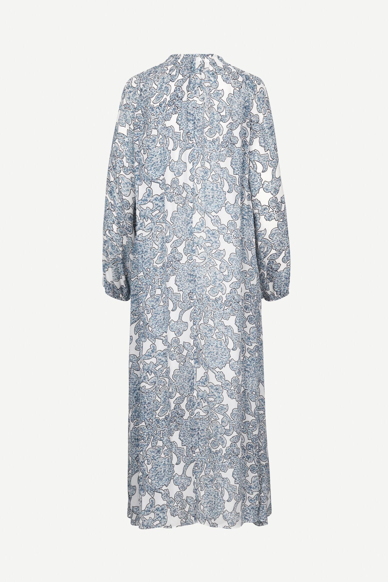 Kaia long dress aop 6434