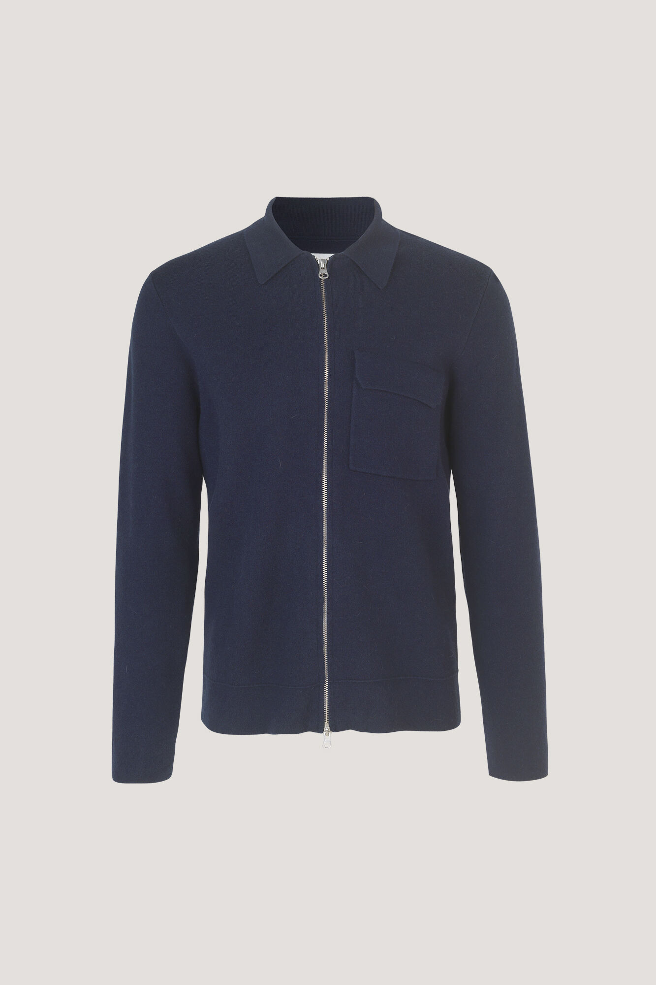 Struer zip cardigan 10490