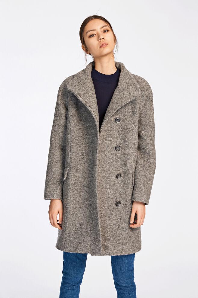 Hoffman jacket 5667, GREY MEL.