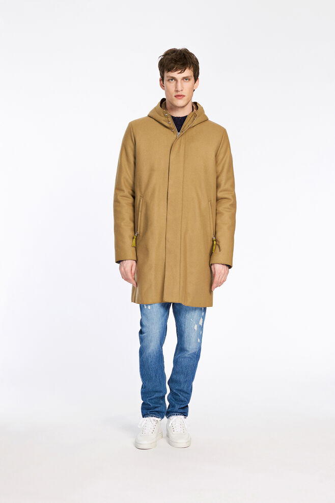 Snyder x jacket 7185, A. BRONZE MEL