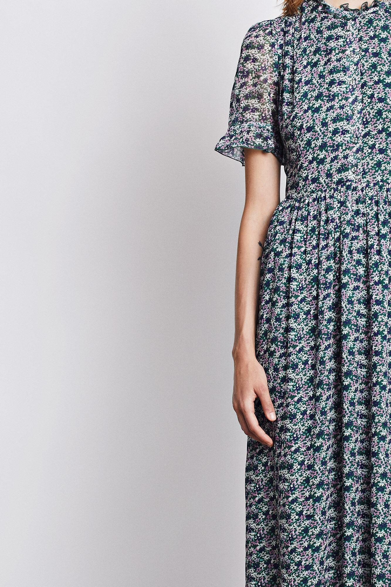Rosella dress aop 9695