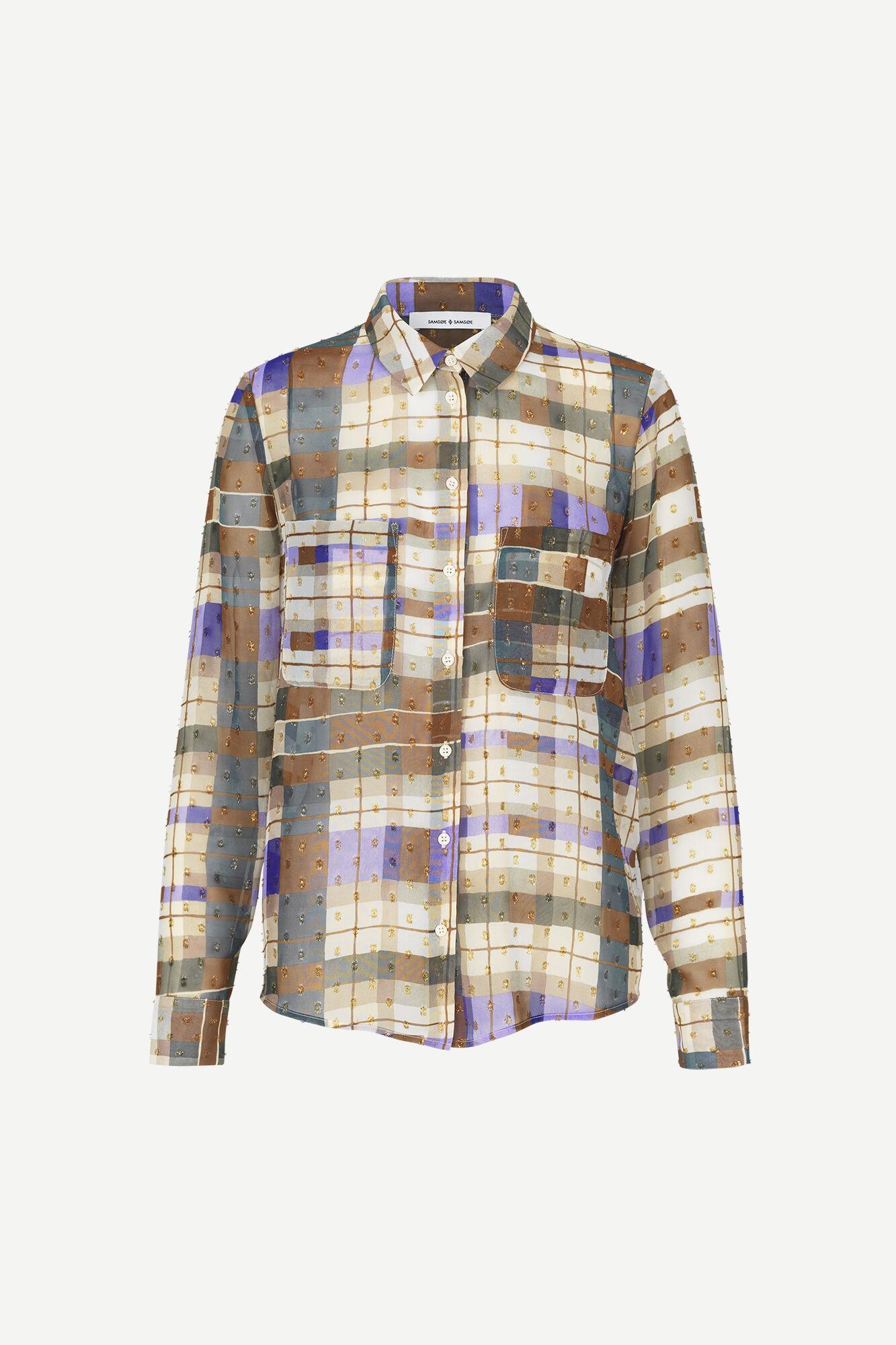 Milly shirt aop 11243