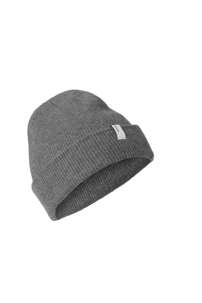 The beanie 2280, DARK GREY MEL.