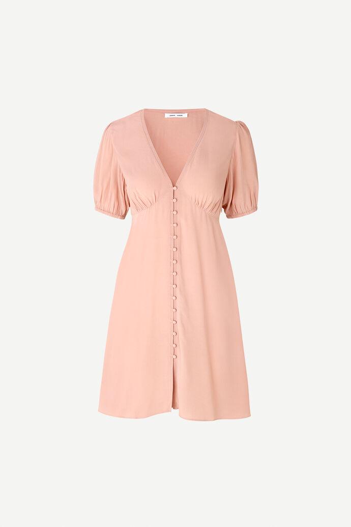 Petunia short dress 10056, MISTY ROSE
