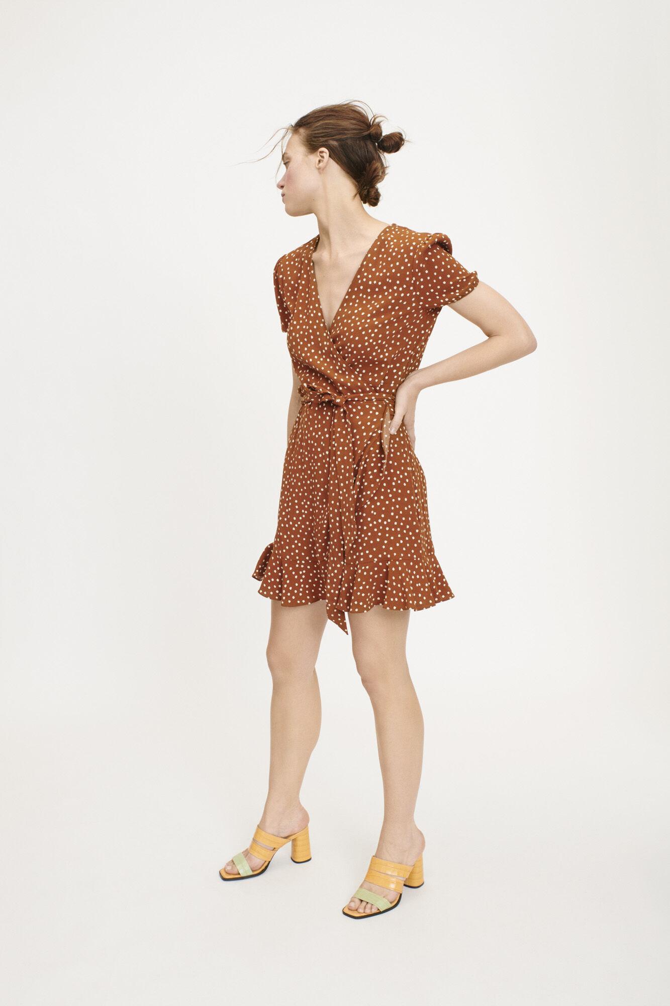 Linetta dress aop 6515