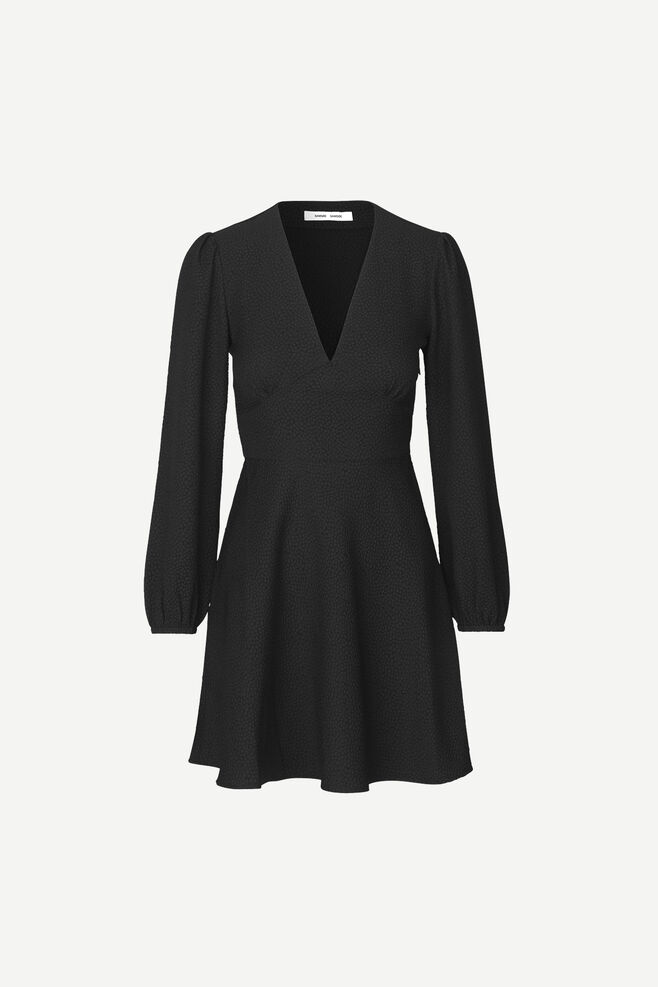 Cindy short dress ls 7947