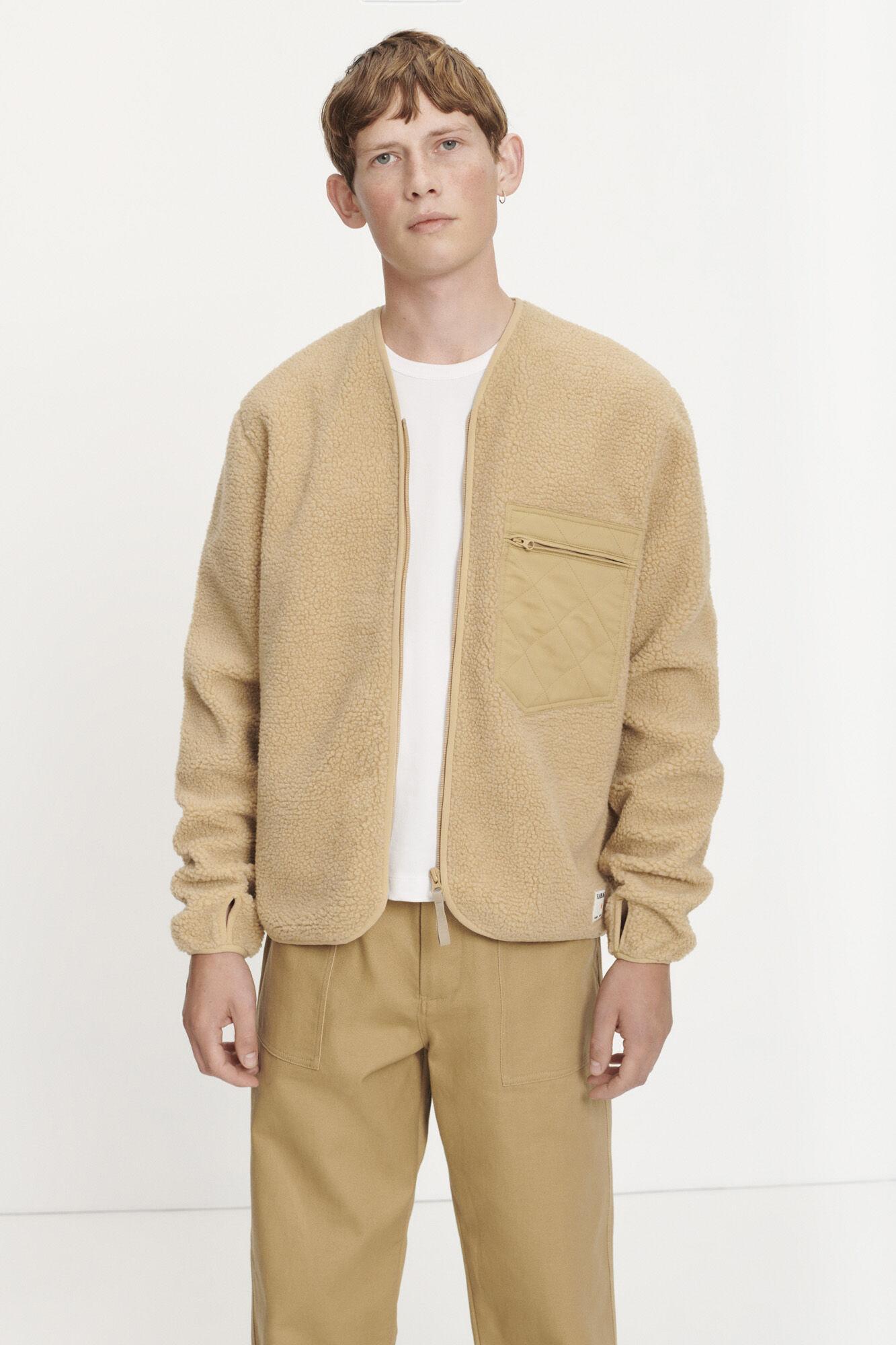 Kansas M fleece jacket 12652